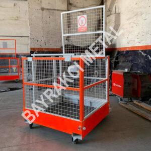 Forklift İnsan Taşıma Sepeti