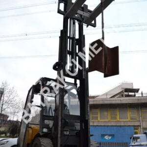 Forklift Kancası